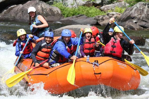 rafting photo